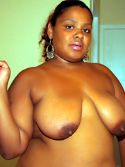 Big ebony boobs wives and sex-starved..