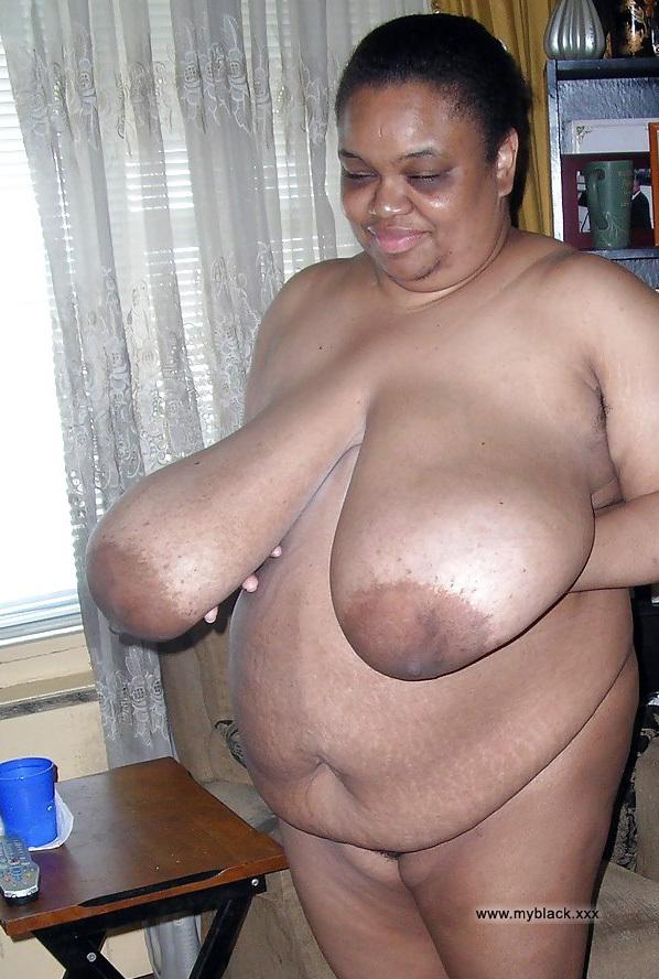 black fat naked mature
