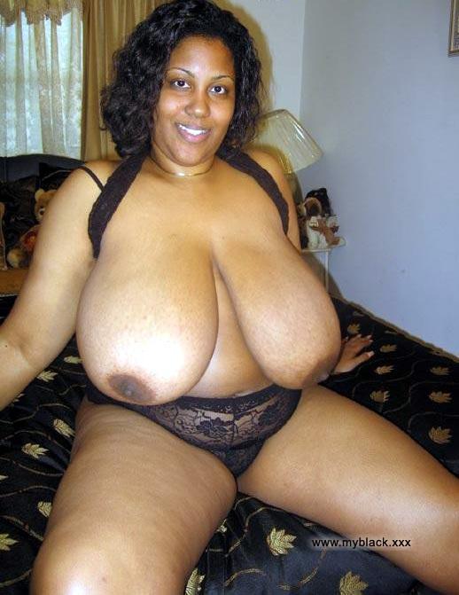 Ebony bbw nude