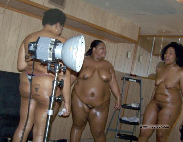 Fat Black Mammy Nude