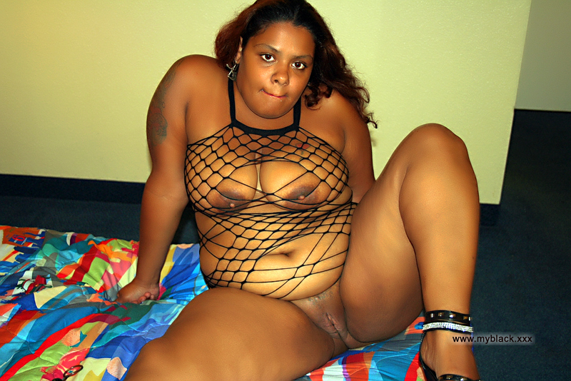 Black mature homemade