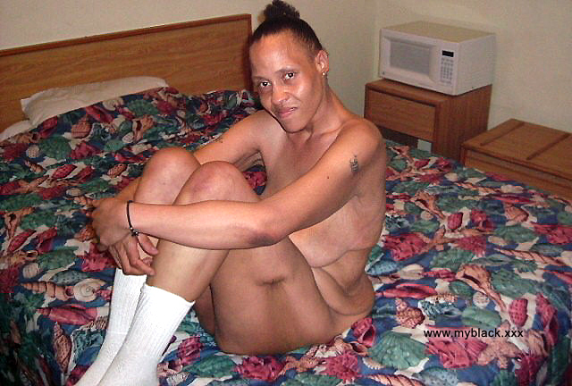 Ugly naked ebony girls improbable!