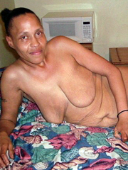 granny Nasty african