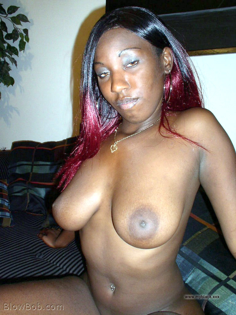 black woman loves anal