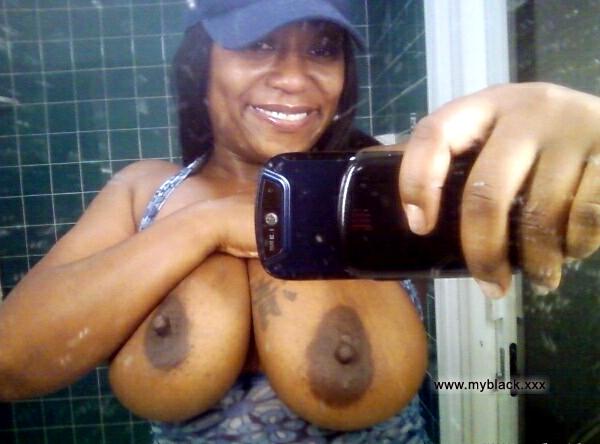 Nude grandma selfies