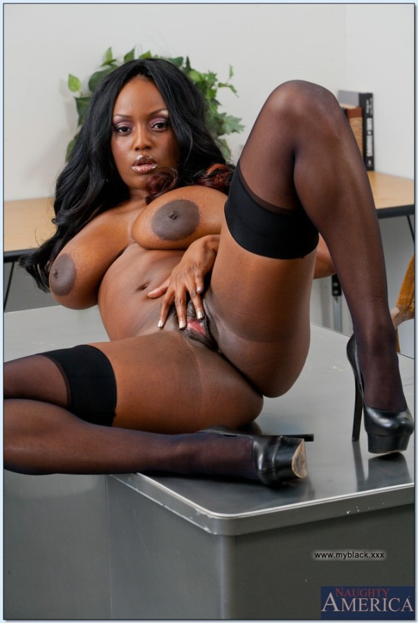Sexy black teacher porn