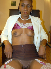 Business casual for mature women